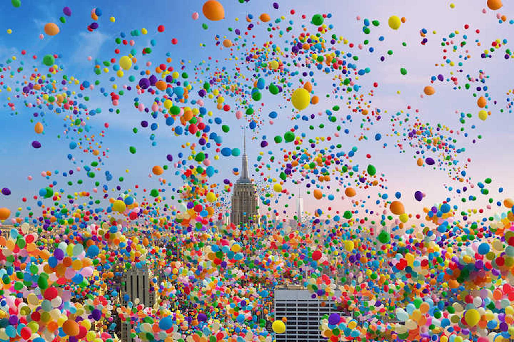 © Robert Jahns, NYC Balloons II, 2017
