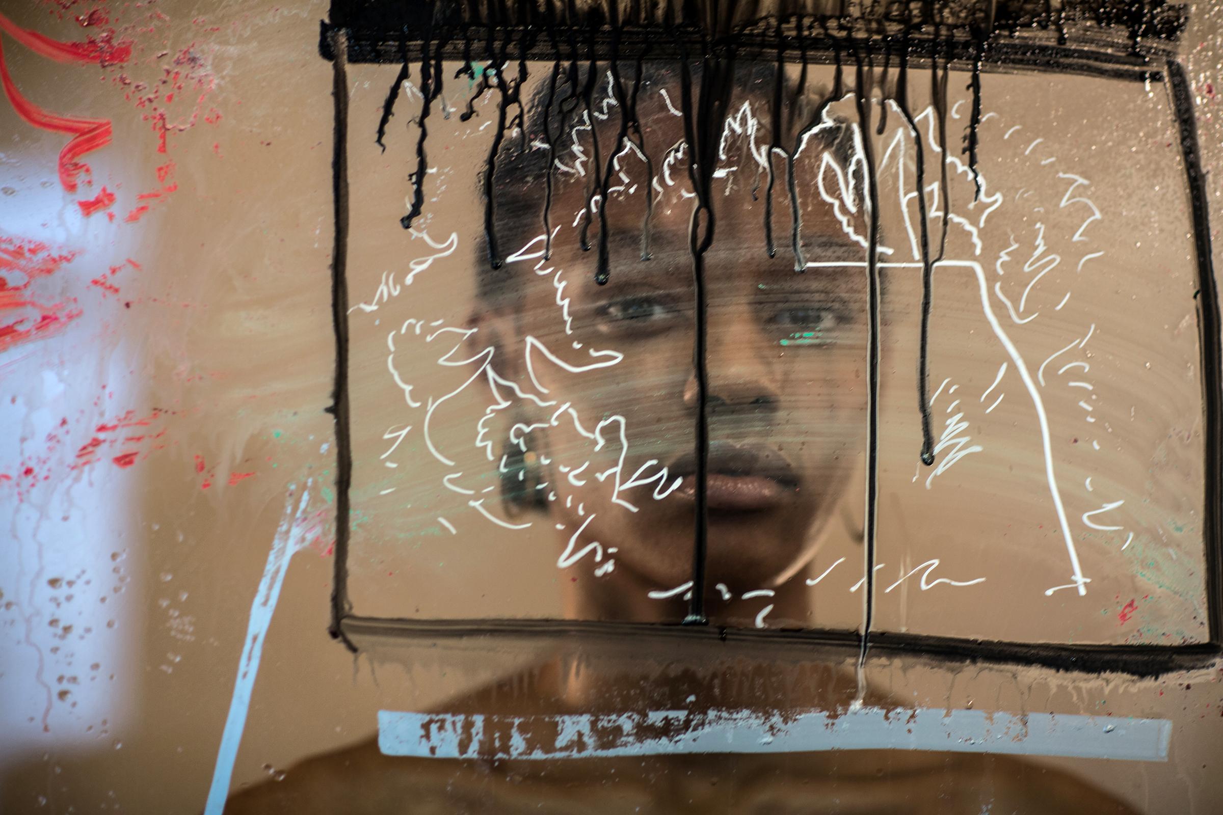 Labkhand Olfatmanesh, Serene Projections, 2019