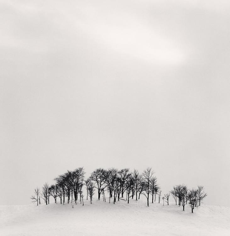 Michael Kenna, Afternoon Light, Shibecha Hokkaido, Japan, 2004