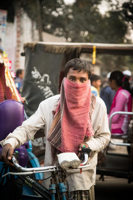 Paul Bettings, On the streets of Thakurgaon, Bangladesh., 2018