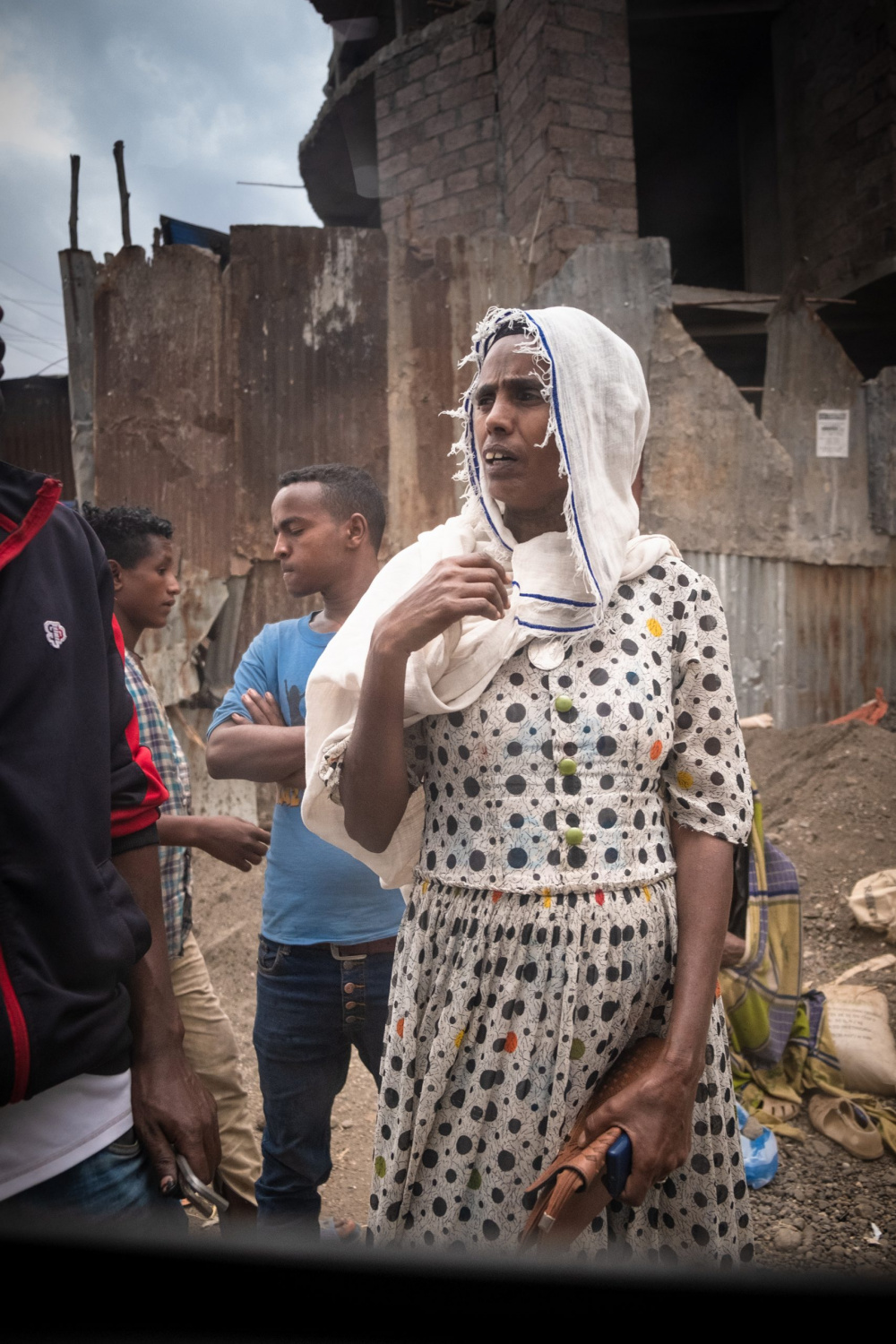 Paul Bettings, On the streets of Gondar, Ethiopia., 2019