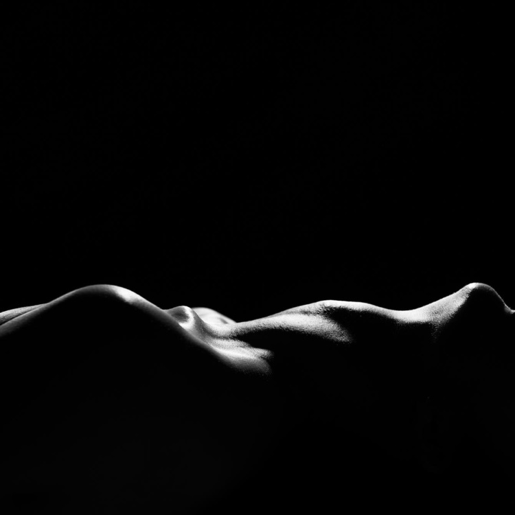 Larry Williamson, Nude Study 1, 2018