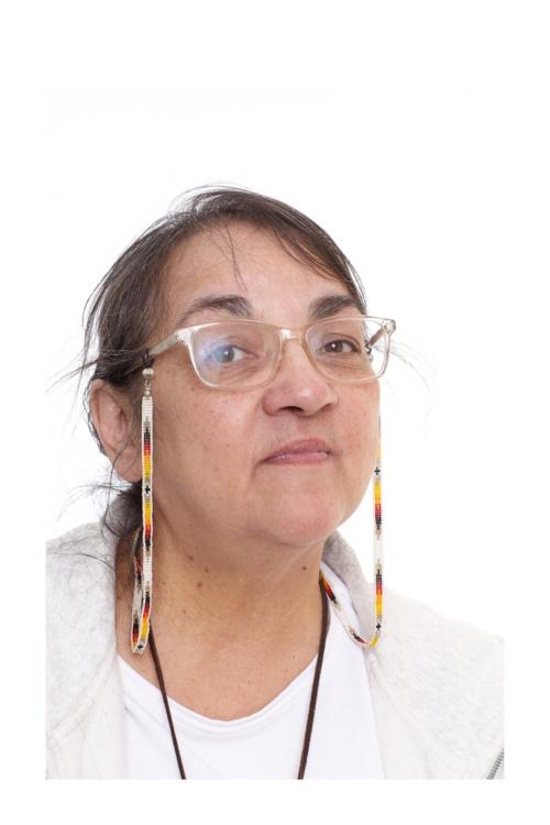 Dan Bergeron, Chief Patricia Tangie (Michipicoten First Nation), 2019