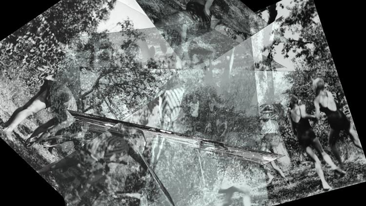 George Legardy, Visegrad-Voronoi 2, 2020