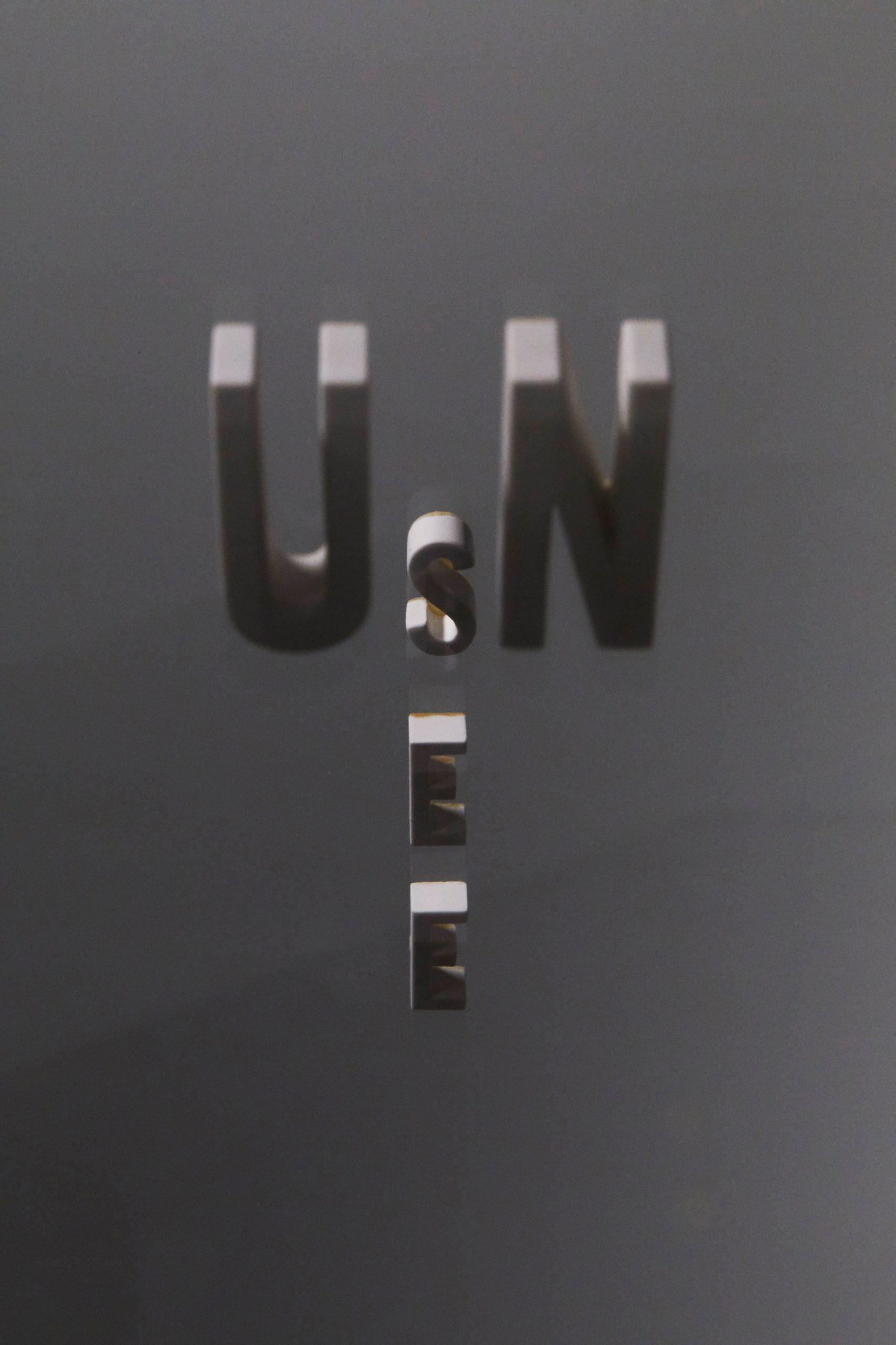 Paul Orenstein , Unsee, 2019
