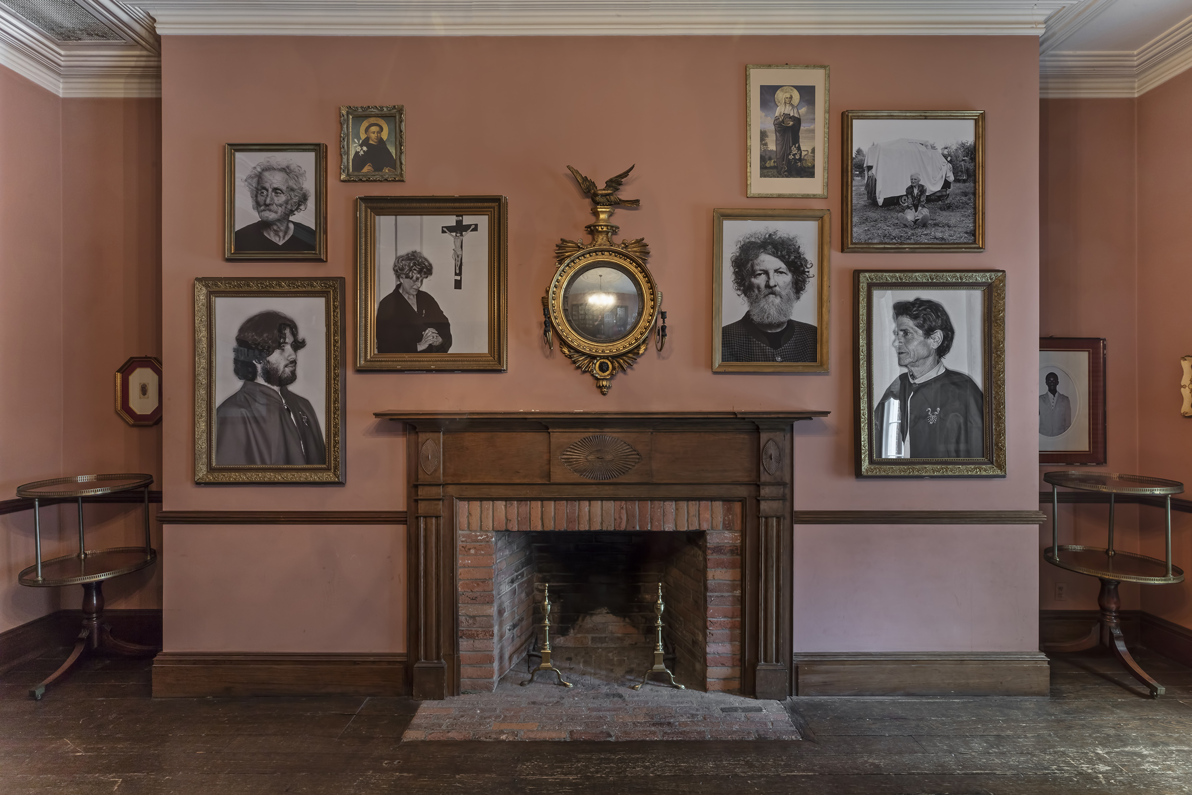 Piero Martinello, Radicalia, 2018. Installation at the Campbell House Museum. Photo by Toni Hafkenscheid.