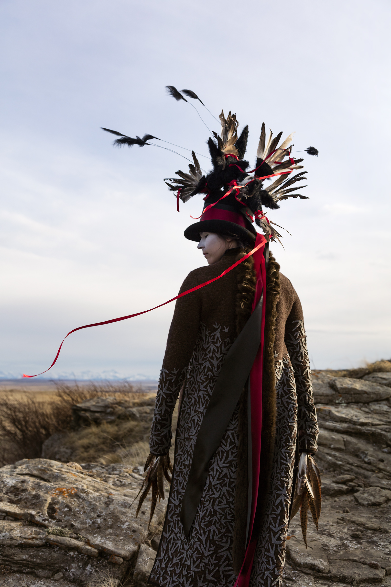 Meryl McMaster, Bring Me To This Place, 2017. Giclée print. Courtesy of the artist and Pierre-François Ouellette Art Contemporain