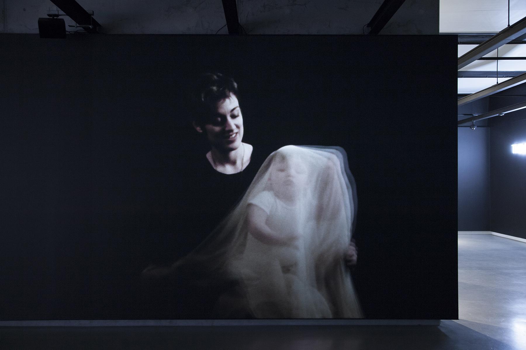 Elisa Julia Gilmour, New Generation Photography Award, Exhibition at On Site Gallery, May - June 2018. Photo by Yuula Benivolski