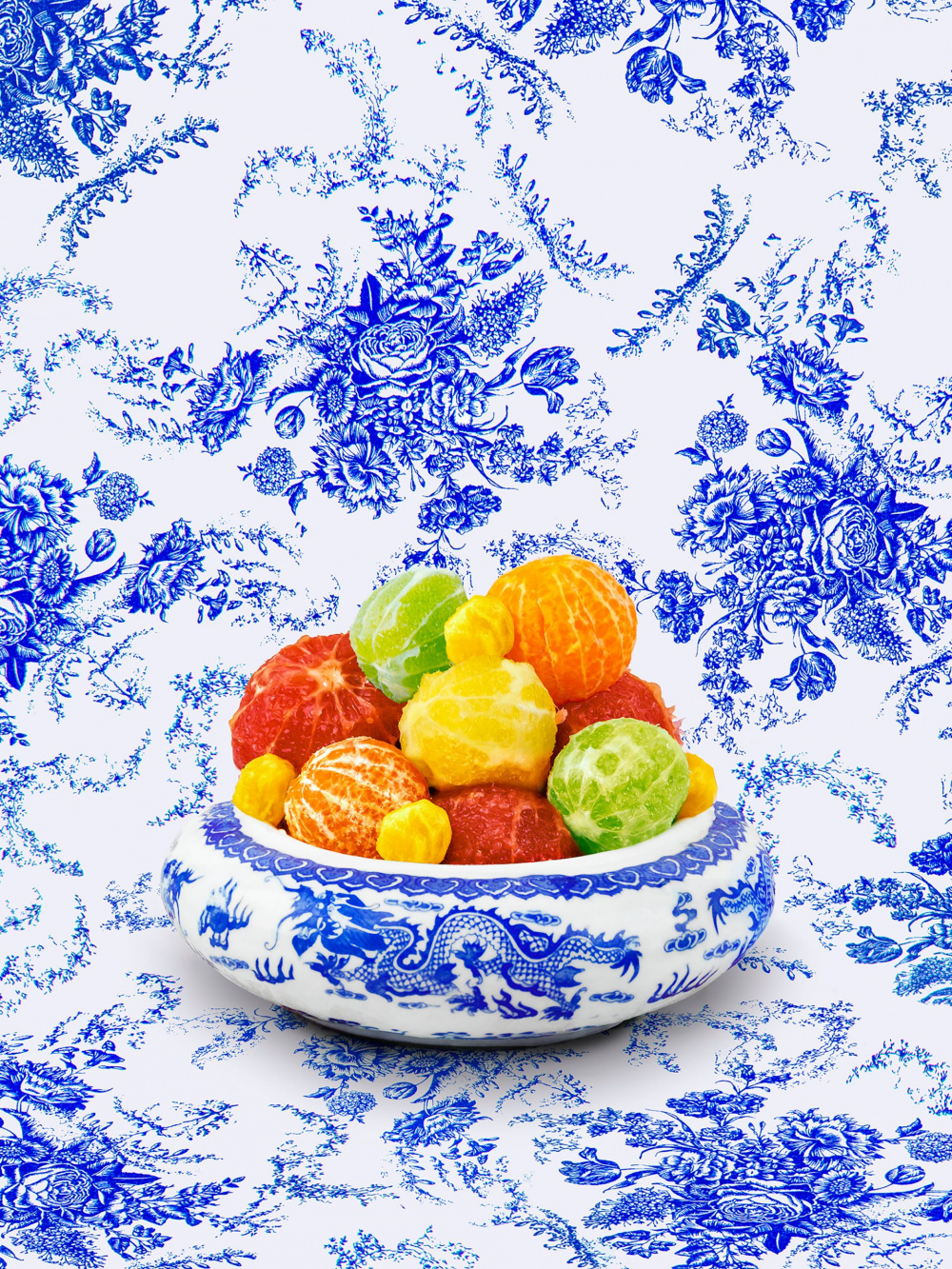 Shellie Zhang, Still Life with Citrus, 2018-2019. Courtesy of the artist.