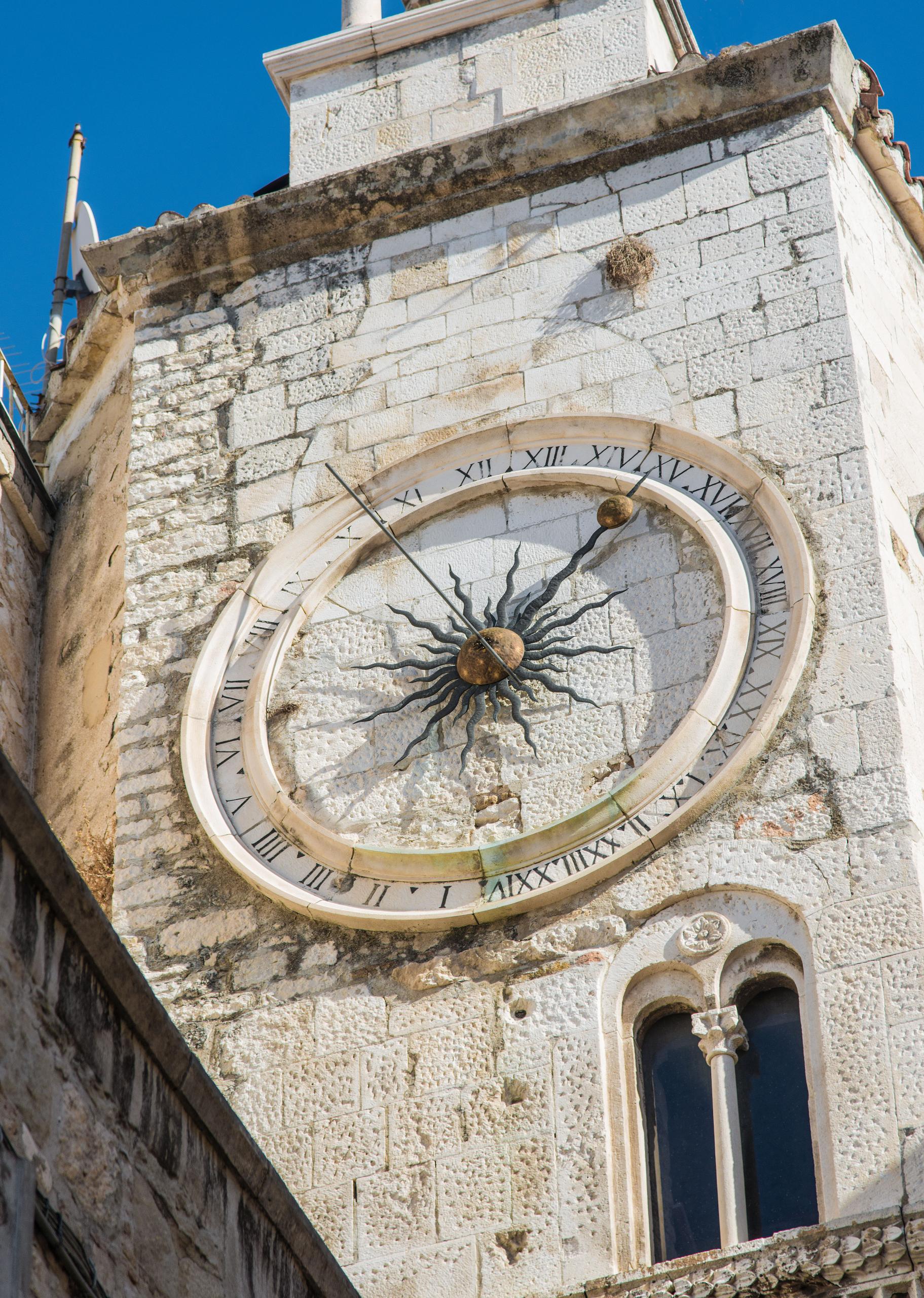 John Drajewicz, Slip Town Clock, 2017
