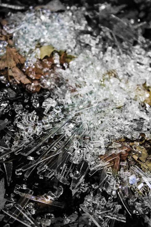 Julian Lynn, Glass Ice, 2017