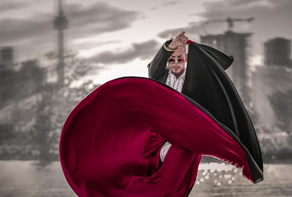 Angel Torres, Urban Matador, 2018