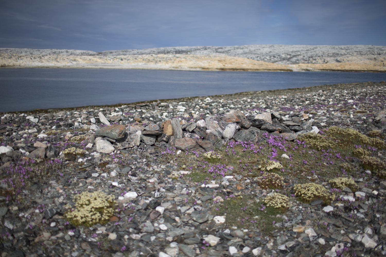 Johan Hallberg-Campbell, Marble Island, Dead Man's Island, Nunavut, 2014. Courtesy of the artist.