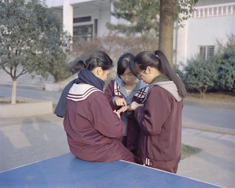 Ke Peng, Untitled (Changde, Hunan), 2015. Archival pigment print, Dimensions variable.