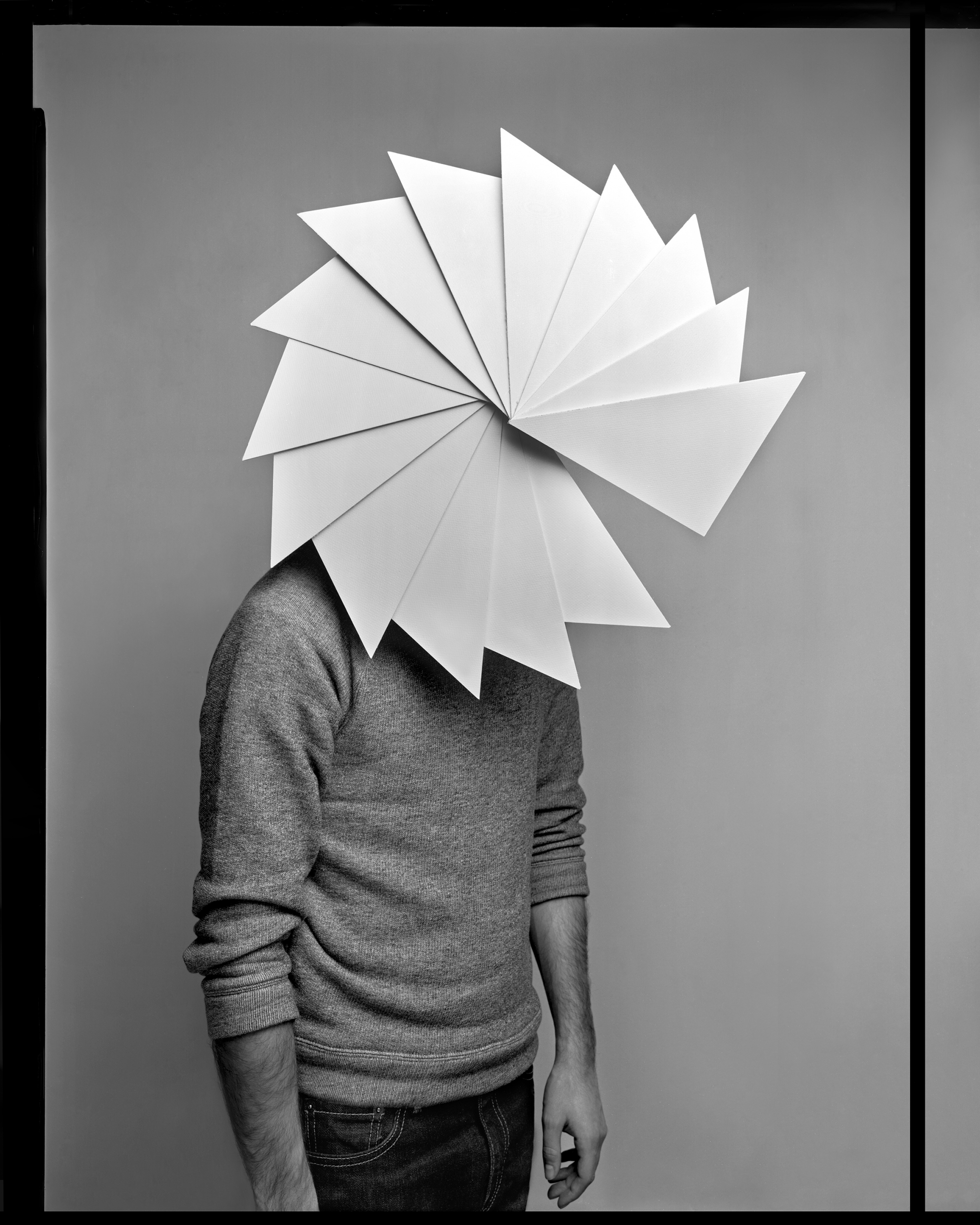 Neeko Paluzzi, Self-portrait, 2016