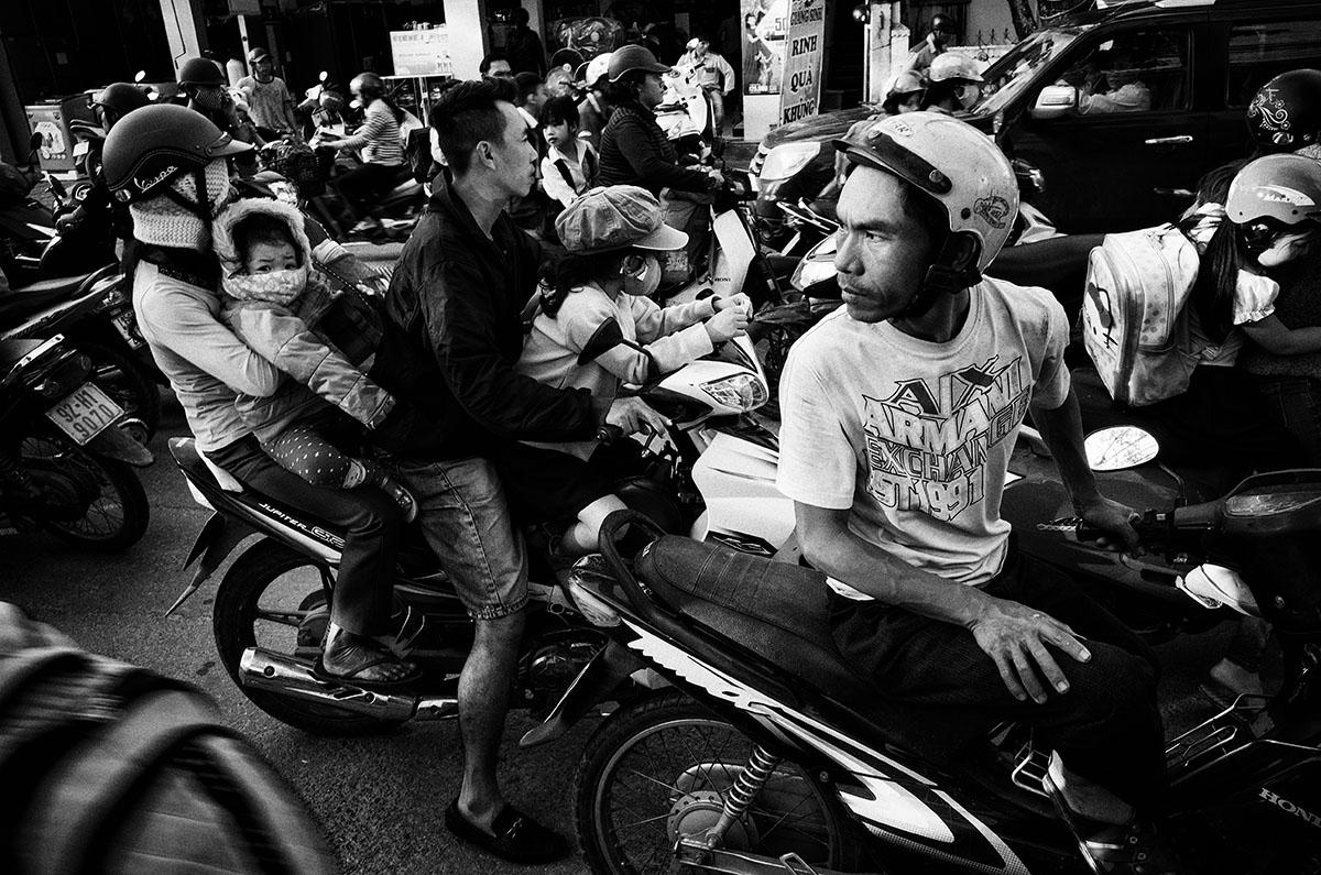 Jack Martin, Vietnam