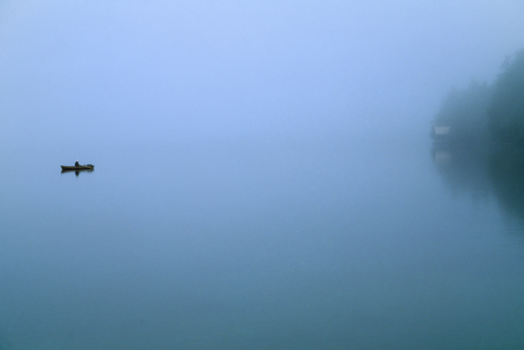 James Niven, Lake Bohinj, Slovenia, 2009