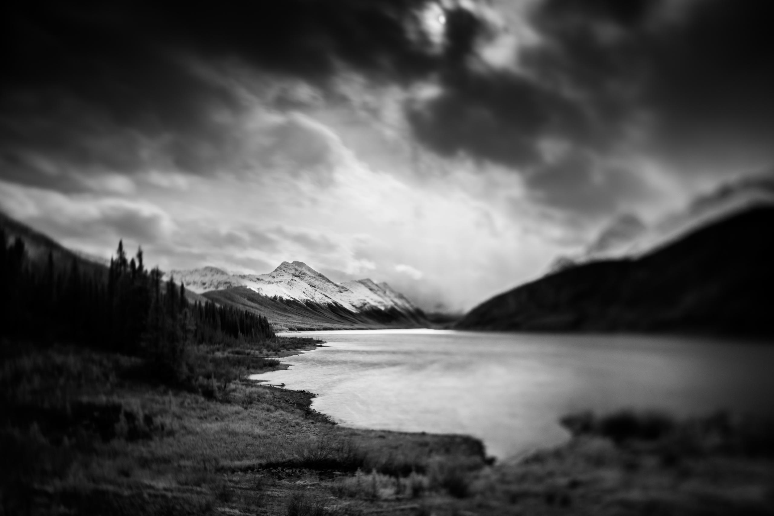 Alex Nirta, Spray Lakes, 2016