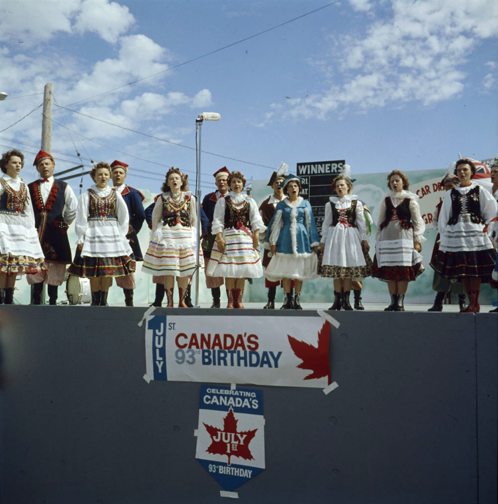 Canadian Council of Archives (CCA), Canada's 93rd Birthday, 1969