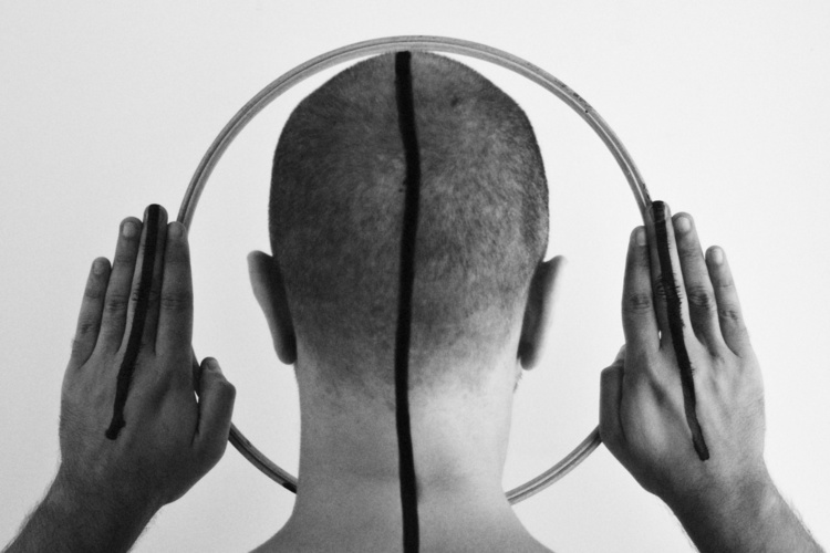 Gonzalo Benard, The Hard Softness Series - Head Line #5, 2015