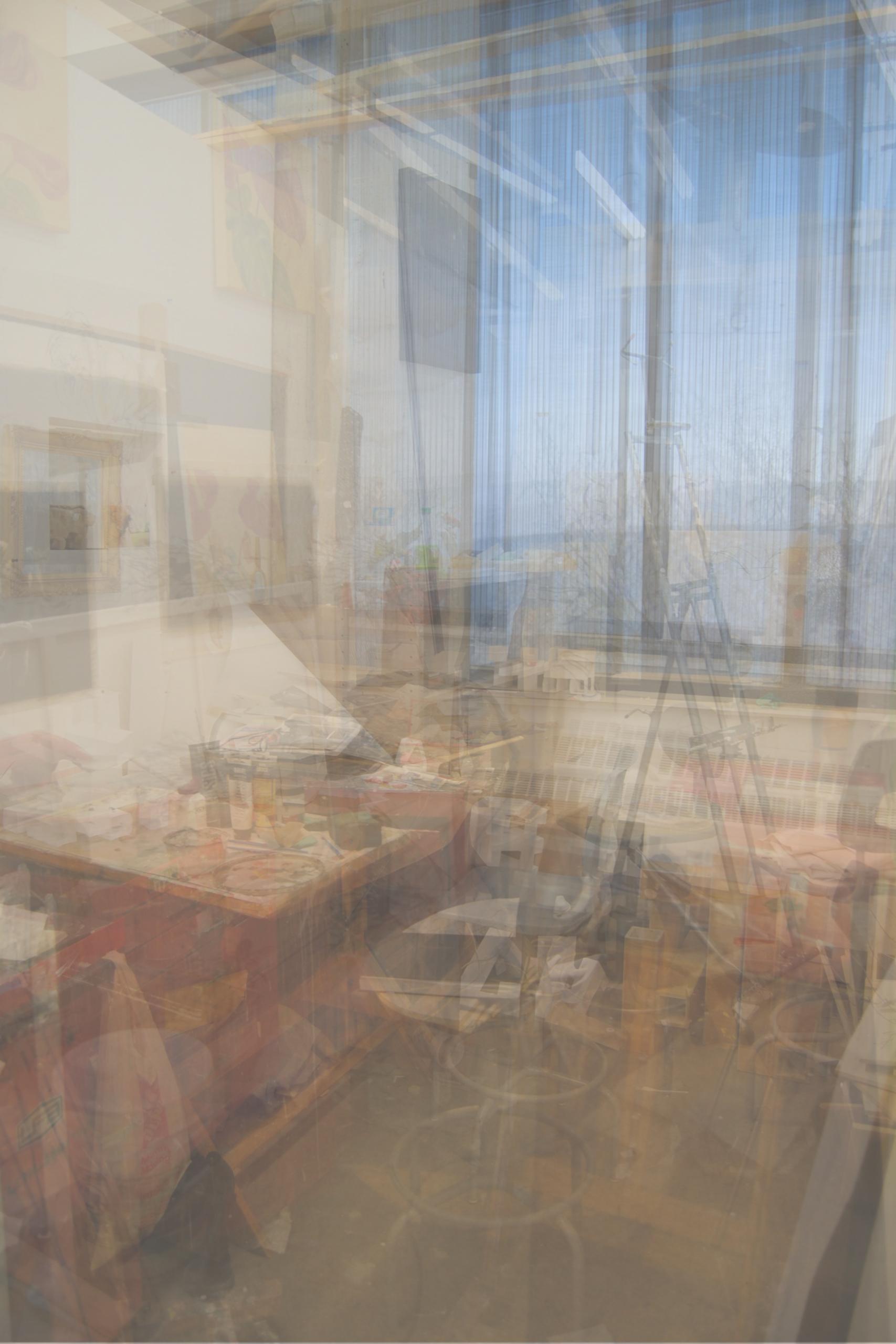 Katie Bruce, Twenty Four Studio Spaces - studios 21-24, 2010.