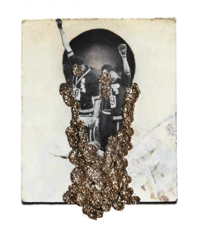 Keisha Scarville, Passports, 2012 - 2017. Courtesy of the artist