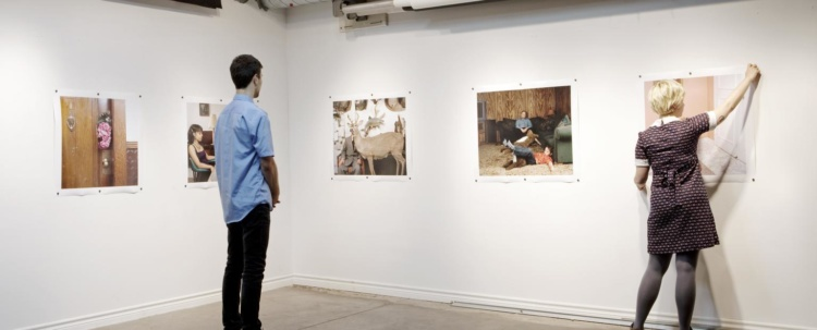 Low Res, Photo Intensive Course, Gallery 44