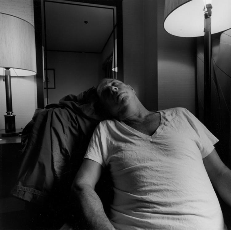 "Lee Friedlander, Tokyo, 1974. 24 x 24"" framed. Gelatin silver print. © Lee Friedlander, courtesy Fraenkel Gallery, San Francisco. Courtesy  of the Ydessa Hendeles Art Foundation. Collection of Ydessa Hendeles."