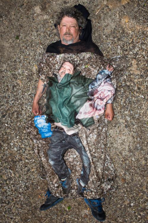 Jeff Bierk, Ten Blankets, 2016