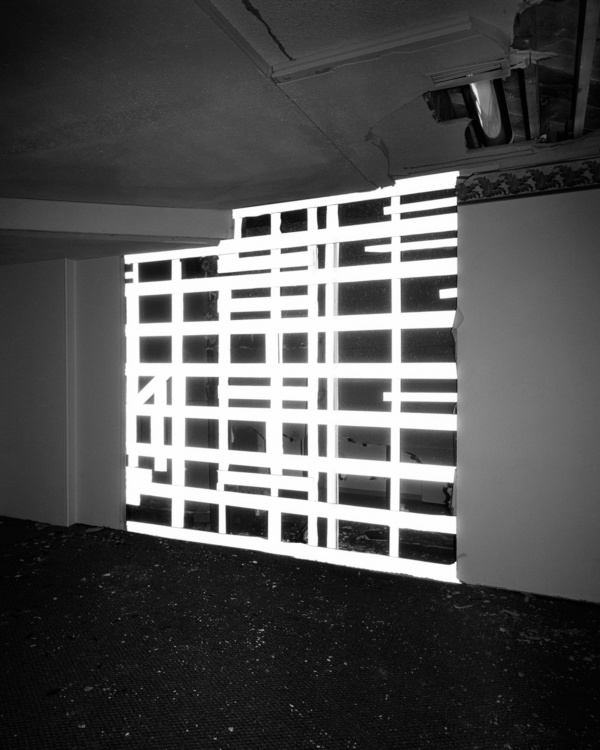 """James Nizam, Lathes, Illumincations Series, 2015, Archival Pigment Print, 40""""x32"""", Courtesy of the artist and Birch Contemporary"""