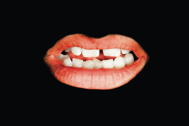 Emma Waltraud Howes, Movement One, from the series: Stage Directions for a Mouth, 2014, HD Video, Dimensions Variable