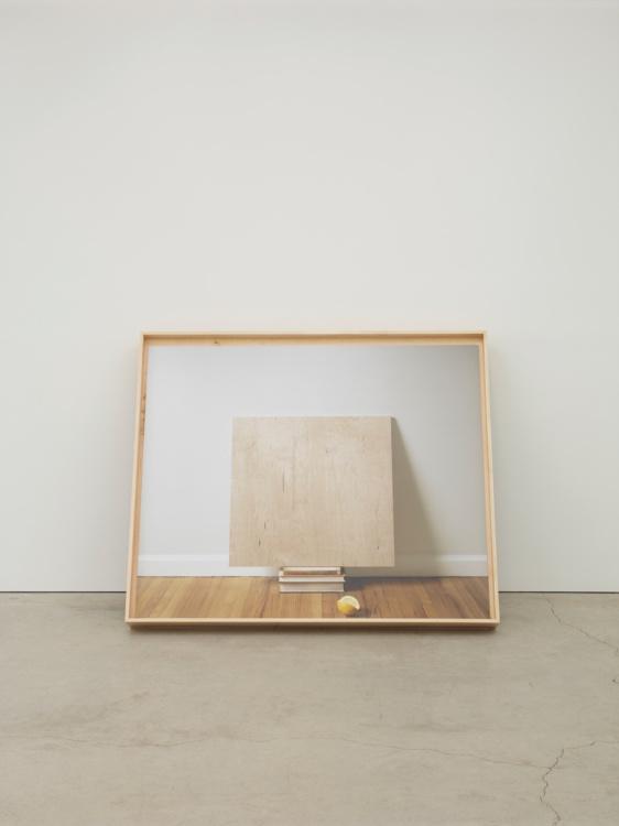 """Leslie Hewitt, Untitled (Perception), 2013, Chromogenic Print, 49.5""""x59.6"""", Courtesy of the artist and Olga Korper Gallery / Sikkema Jenkins & Co."""