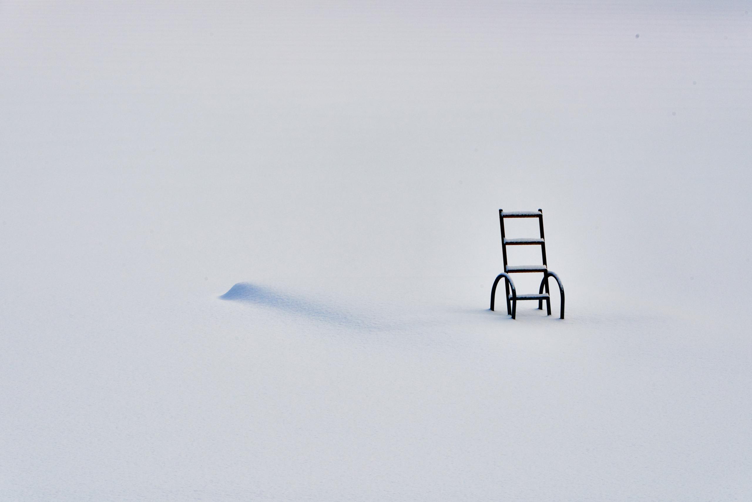 Chris Lashbrook, Parry Sound Ice Ladder, 2015