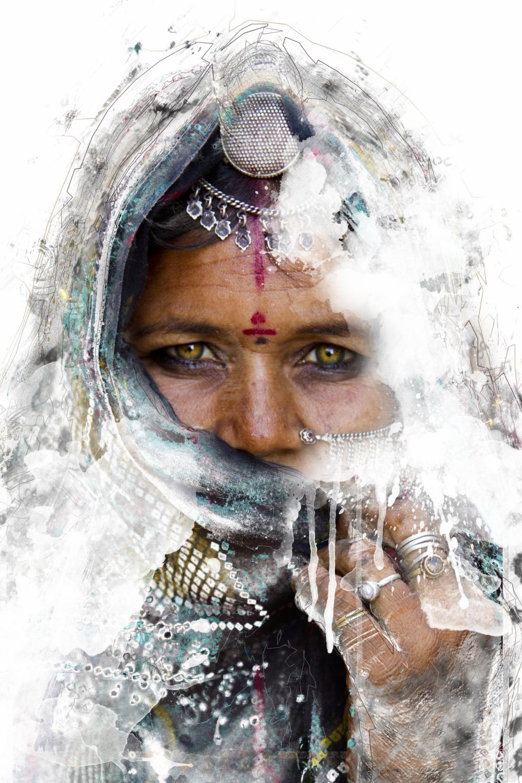 Misha Masek, Gypsy Eyes, 2014