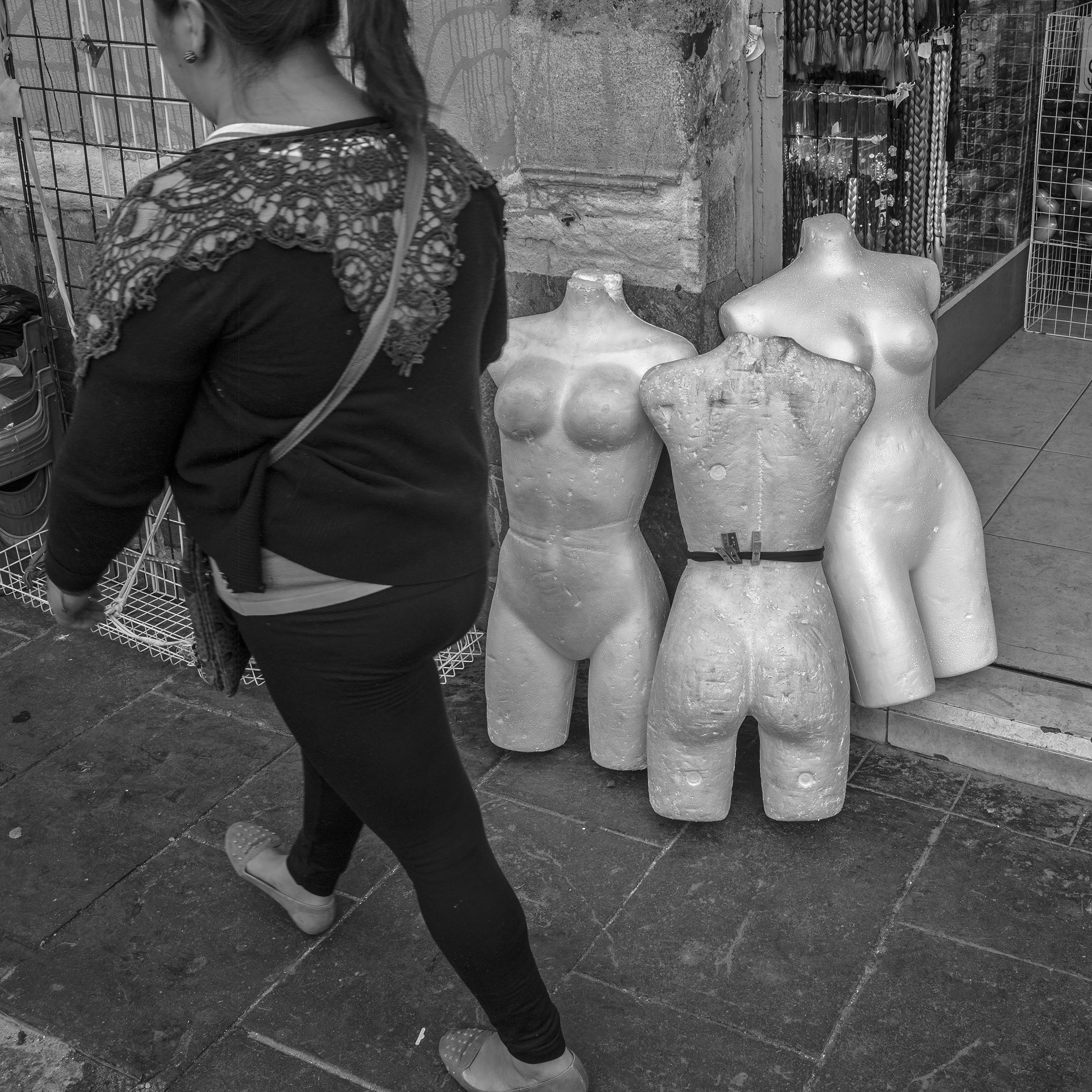 Matthew Kudelka, Mexico City 03, 2015