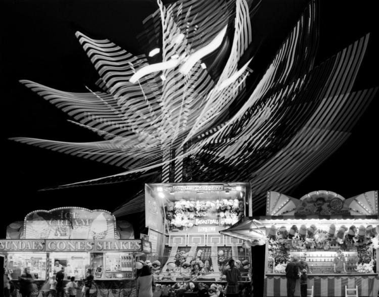 Simeon Posen, 153,000 Midway Lights, 2015