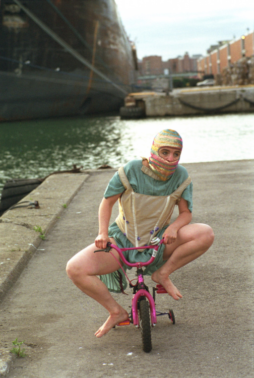 Meredith Wrede, Tricycle, 2015