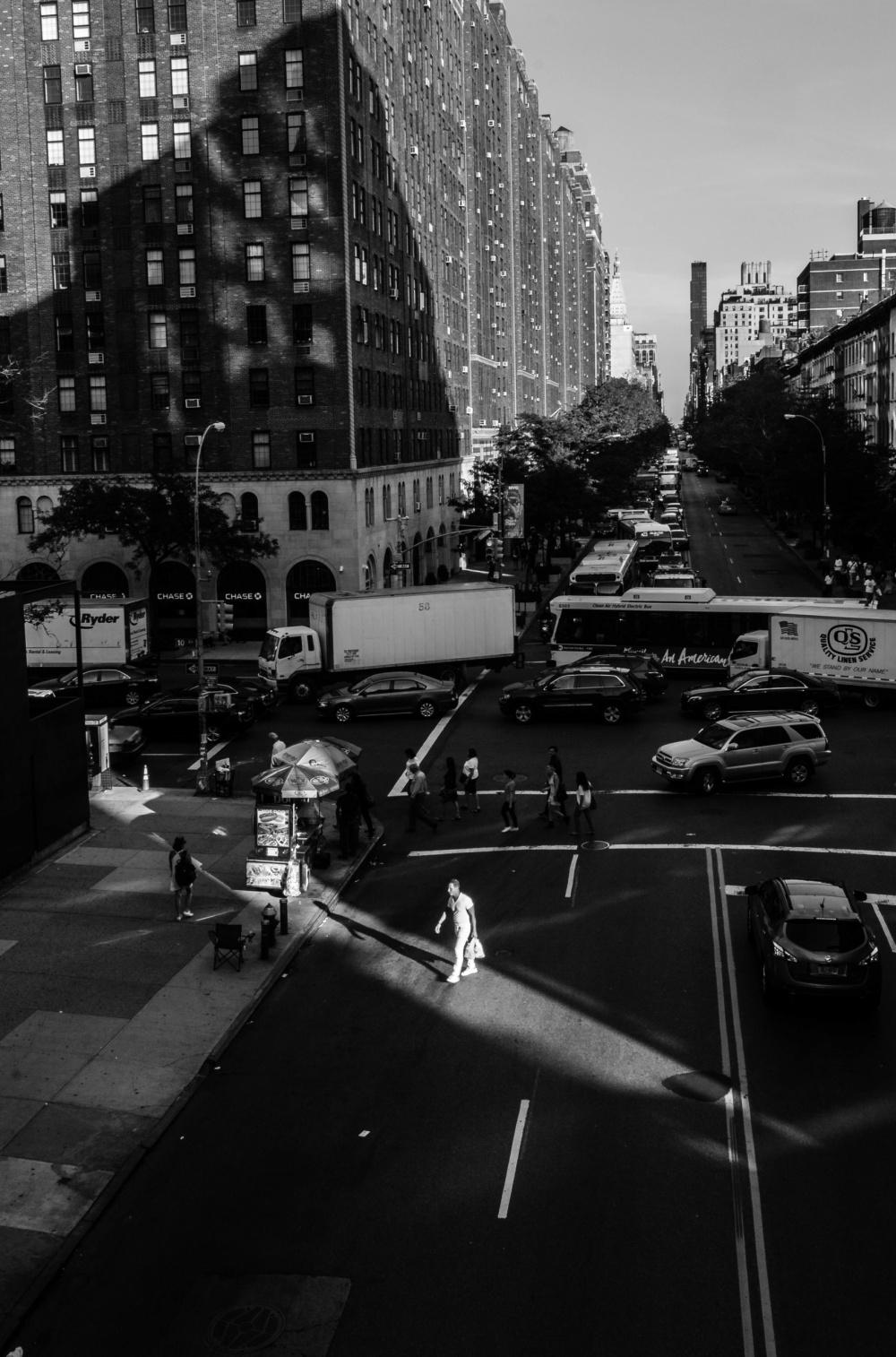 Philip Desjardins, CROSSINGS, NYC, 2015