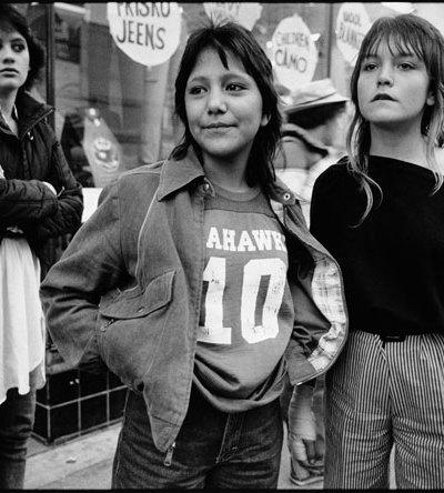 Martin Bell, 1984 (still). , Streetwise