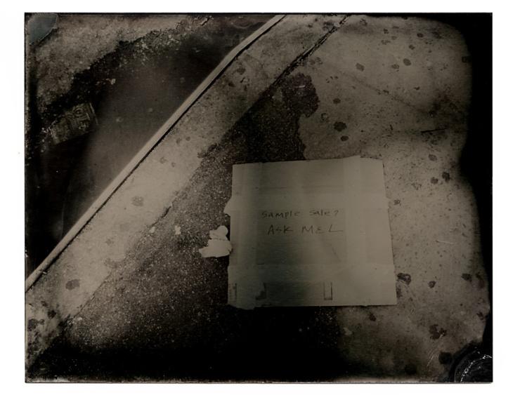 Rob Norton , Untitled, Tintype