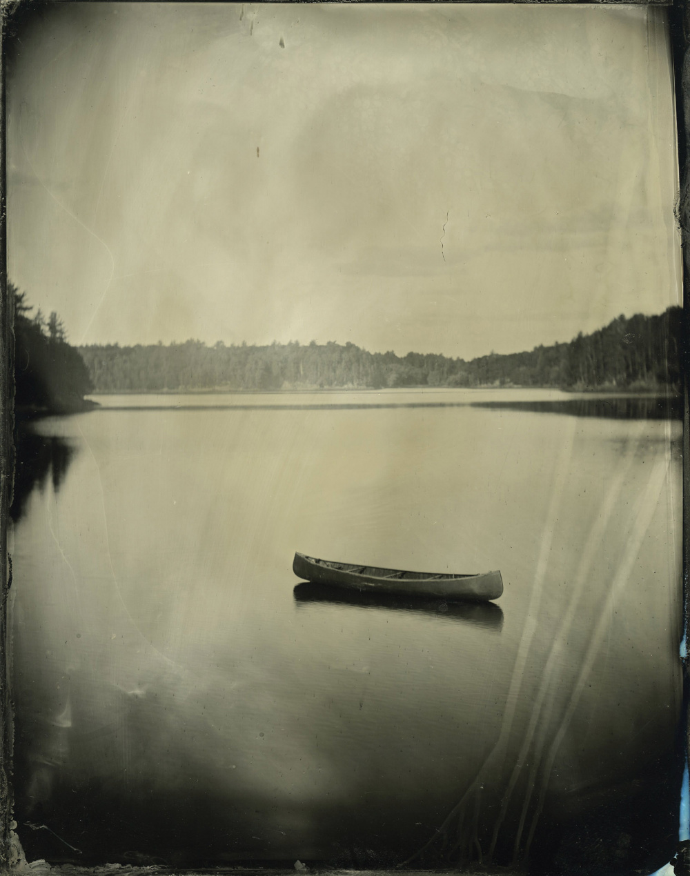 Curtis Wehrfritz, Lost Canoe #10, 2013