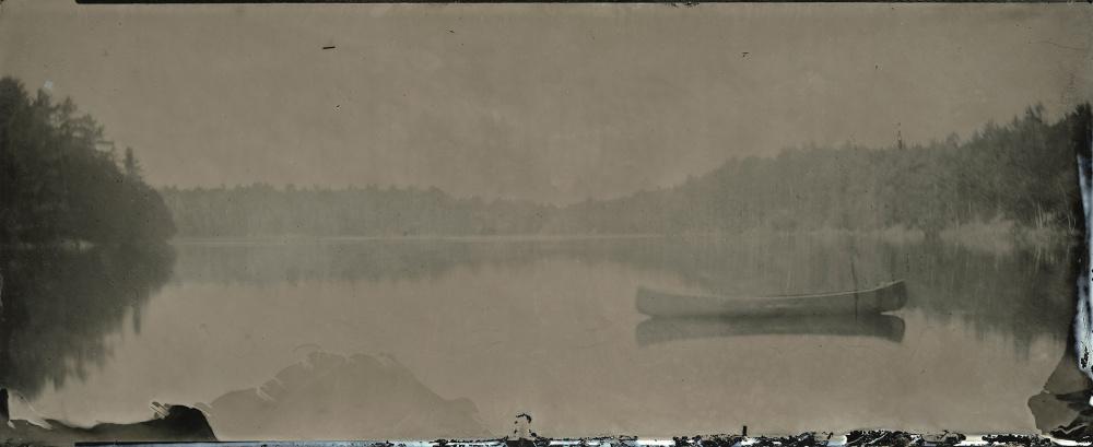 Curtis Wehrfritz, Lost Canoe #2, 2013