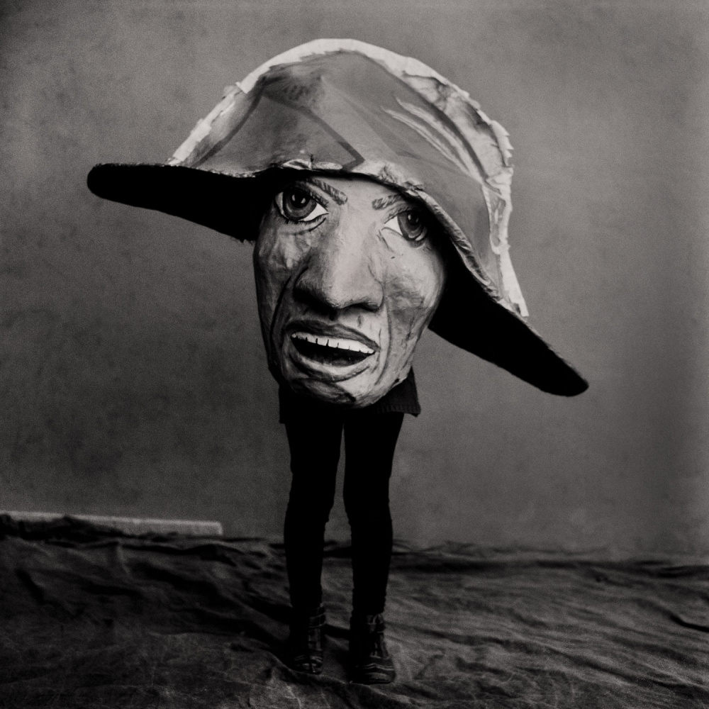 Russell Monk, Big Mask, 2012 - 2014