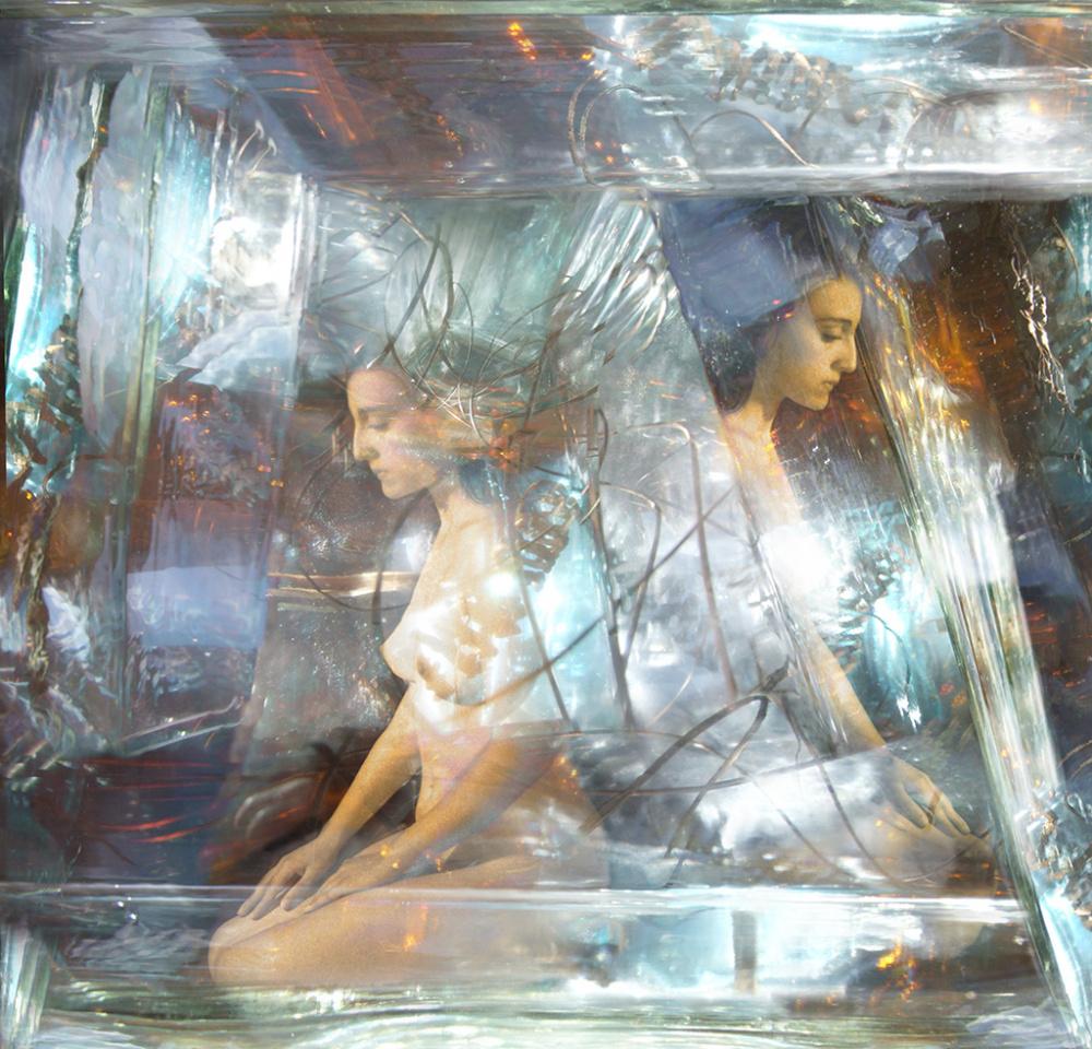 Ellie Yonova, Opus#1722, 2014