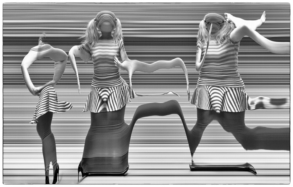 Ralph Nevins, Dance#1, 2014