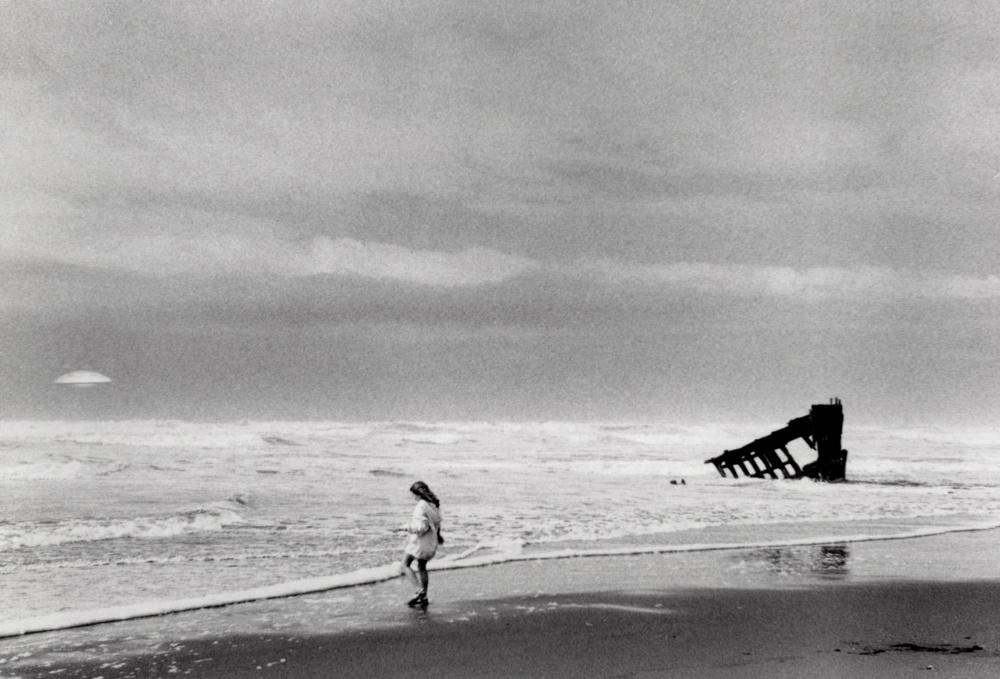 Meaghan Robidas, I Want to Believe - Oregon Coast, 2014