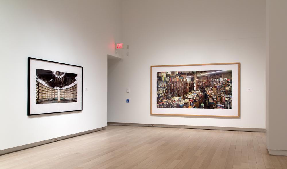 Scotiabank Photography Award: Stan Douglas, (installation view) 2014 © Eugen Sakhnenko, Ryerson Image Centre