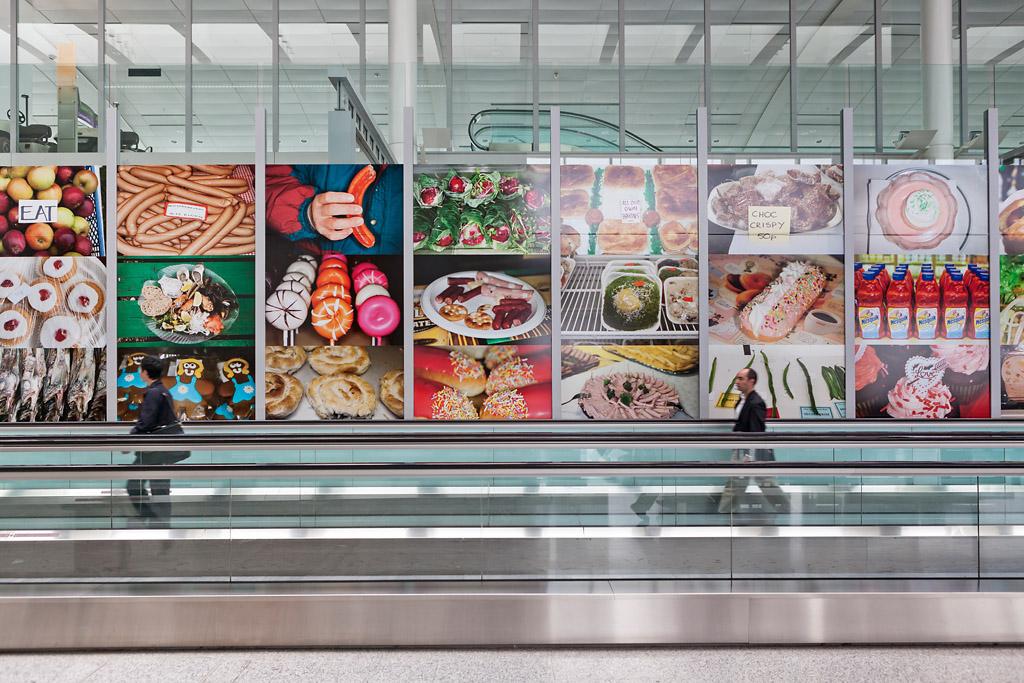 Martin Parr, Food,  Image credit Toni Hafkenscheid