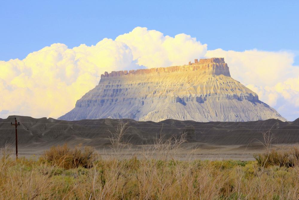 Sandy Baron, Cloud Mountain, 2013