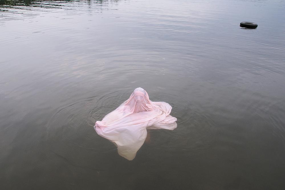 Claudette Abrams, Ghost, 2013